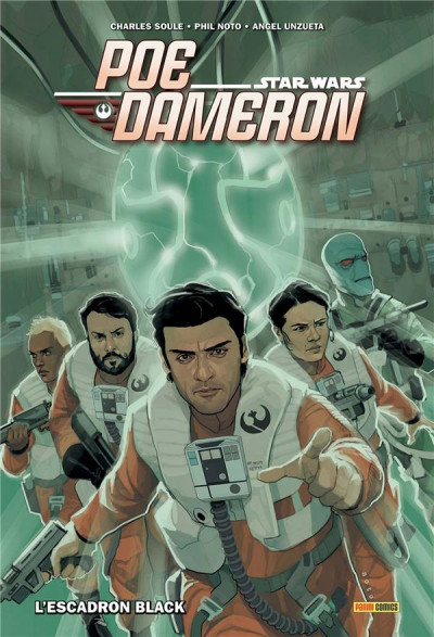 Couverture Poe Dameron (deluxe) tome 1