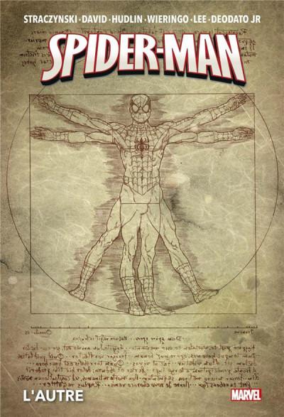 Couverture Spider-man - L'autre (deluxe)