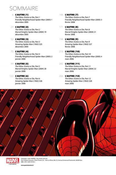 Page 2 Spider-man - L'autre (deluxe)