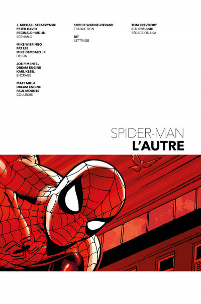 Page 3 Spider-man - L'autre (deluxe)