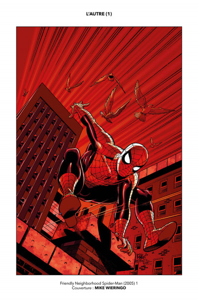 Page 5 Spider-man - L'autre (deluxe)