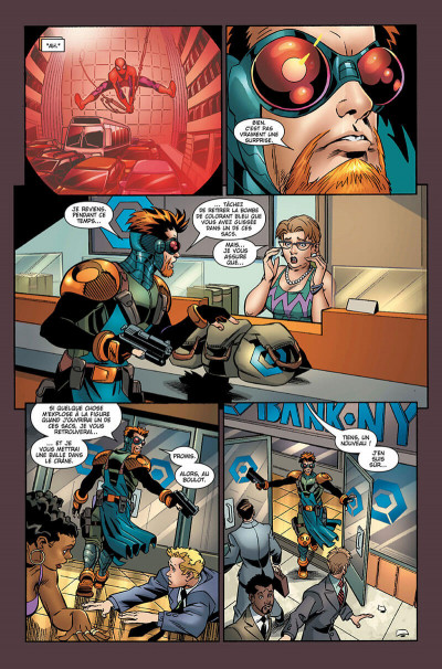 Page 9 Spider-man - L'autre (deluxe)