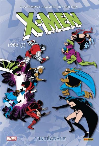 Couverture X-men - intégrale tome 12