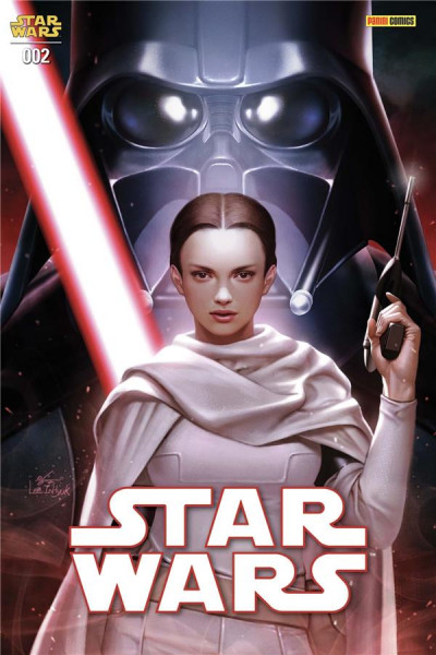 Couverture Star Wars (série 2021) tome 2