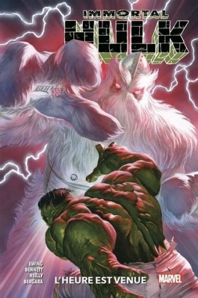 Couverture Immortal Hulk tome 6