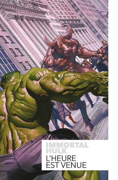 Page 1 Immortal Hulk tome 6