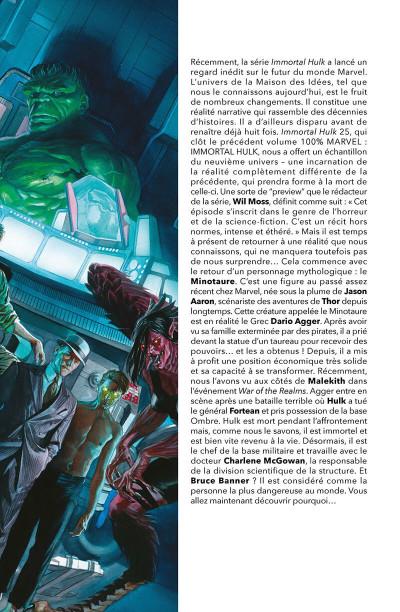 Page 3 Immortal Hulk tome 6