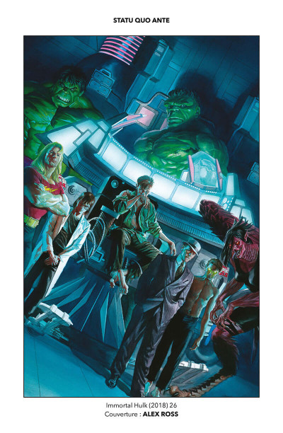 Page 5 Immortal Hulk tome 6