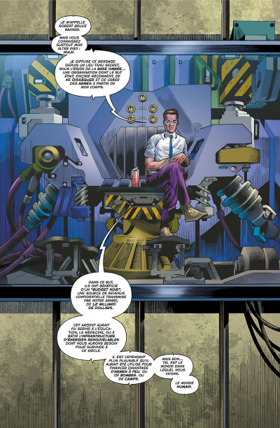 Page 7 Immortal Hulk tome 6