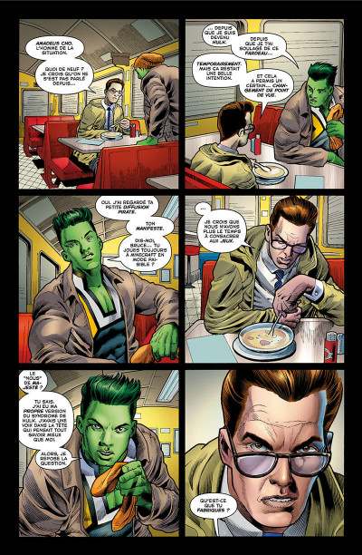 Page 9 Immortal Hulk tome 6