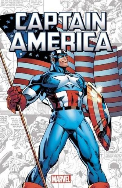 Couverture Marvel-verse - Captain america