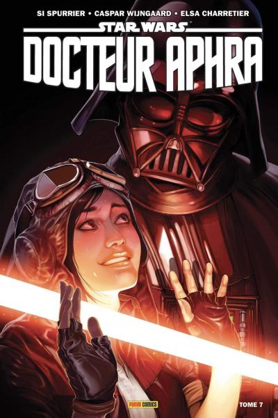 Couverture Star wars - Docteur Aphra tome 7