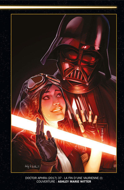 Page 5 Star wars - Docteur Aphra tome 7