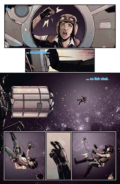 Page 7 Star wars - Docteur Aphra tome 7