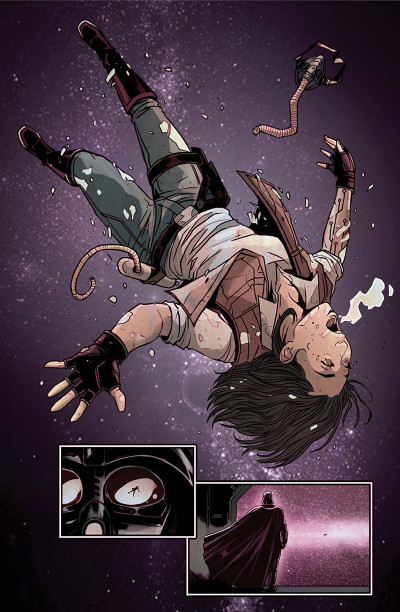 Page 8 Star wars - Docteur Aphra tome 7