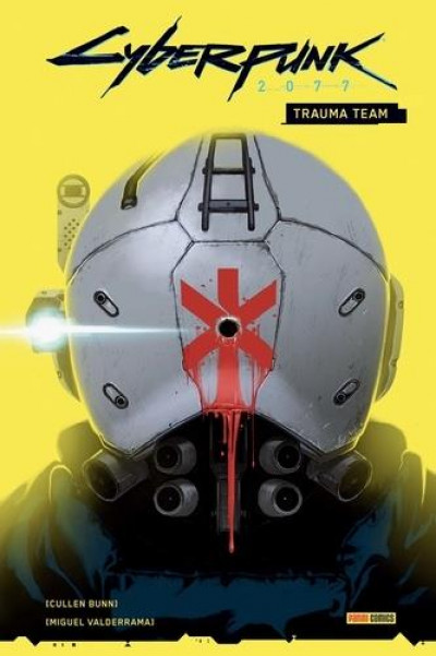 Couverture World of cyberpunk 2077 tome 1