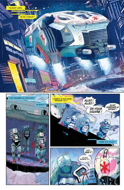 Page 6 World of cyberpunk 2077 tome 1