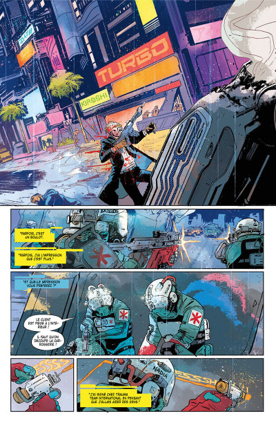 Page 7 World of cyberpunk 2077 tome 1