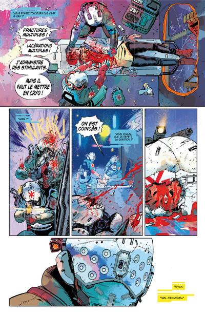 Page 8 World of cyberpunk 2077 tome 1