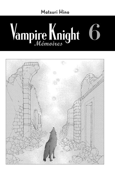 Page 2 Vampire knight - memoires tome 6
