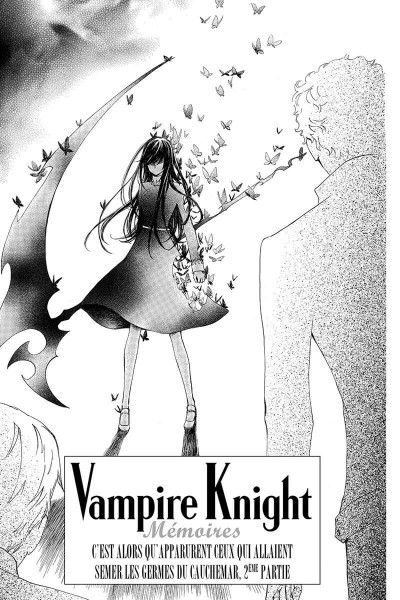 Page 6 Vampire knight - memoires tome 6