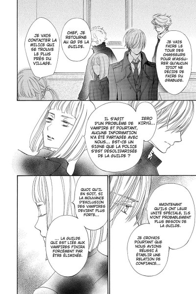 Page 9 Vampire knight - memoires tome 6
