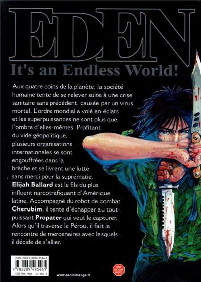Dos Eden - perfect edition tome 2