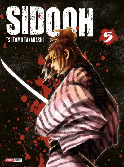 Couverture Sidooh tome 5