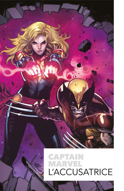 Page 1 Captain Marvel tome 4