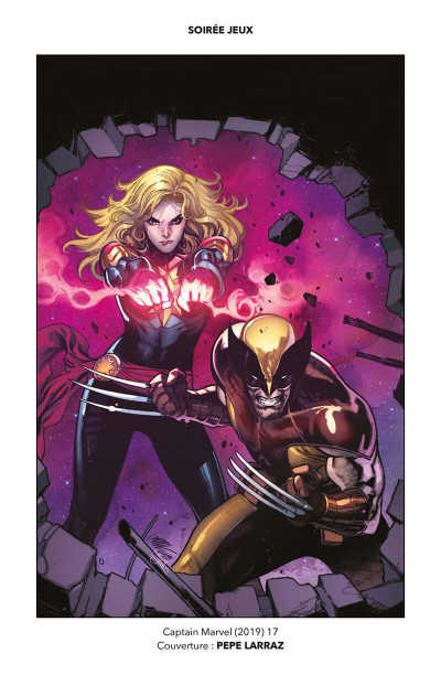 Page 4 Captain Marvel tome 4