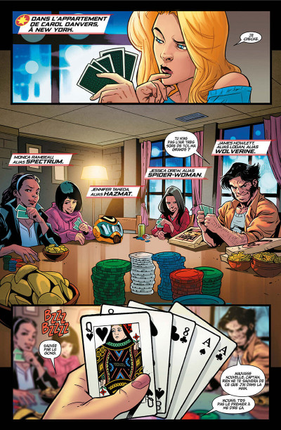 Page 5 Captain Marvel tome 4