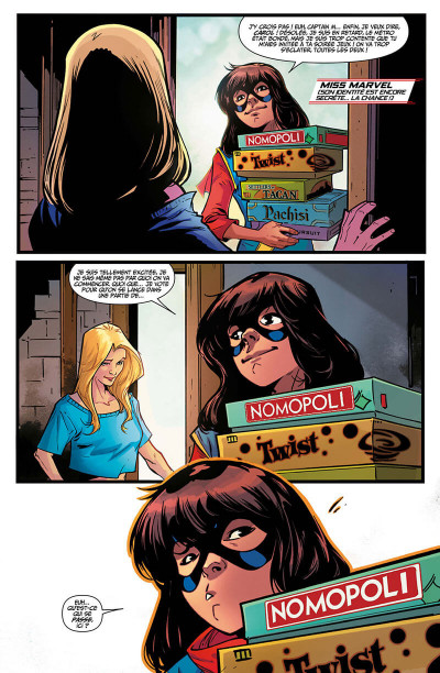 Page 6 Captain Marvel tome 4