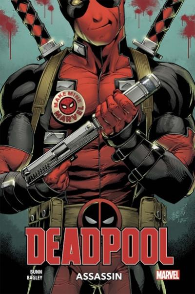 Couverture Deadpool assassin