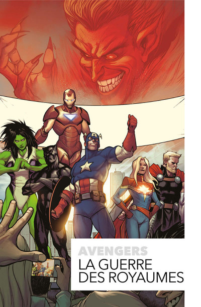 Page 1 Avengers tome 4