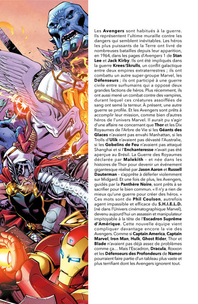 Page 3 Avengers tome 4