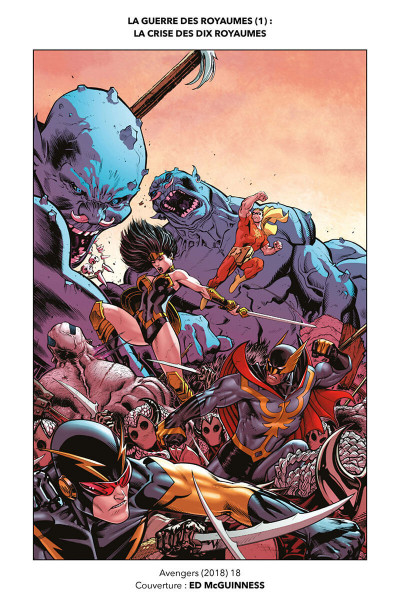 Page 5 Avengers tome 4