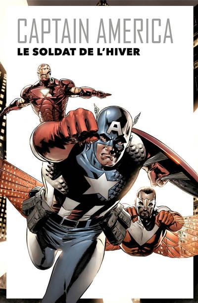 Page 1 Captain America - Le soldat de l'hiver