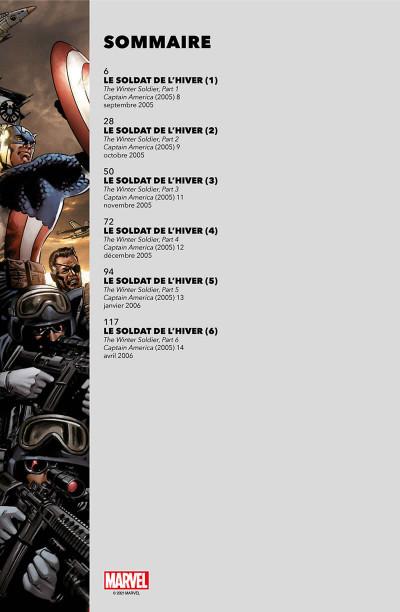 Page 2 Captain America - Le soldat de l'hiver