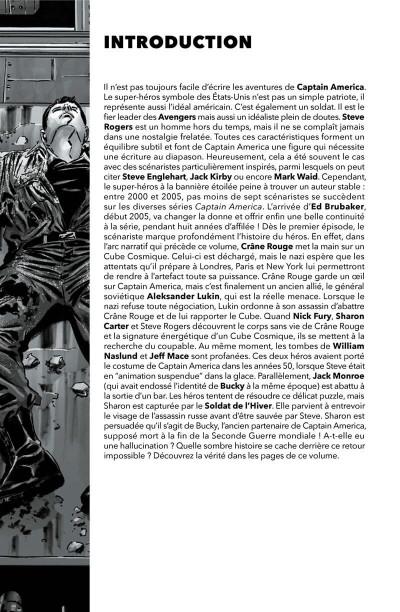 Page 4 Captain America - Le soldat de l'hiver