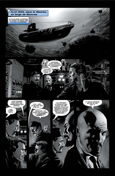 Page 6 Captain America - Le soldat de l'hiver