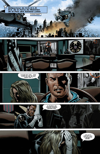 Page 7 Captain America - Le soldat de l'hiver