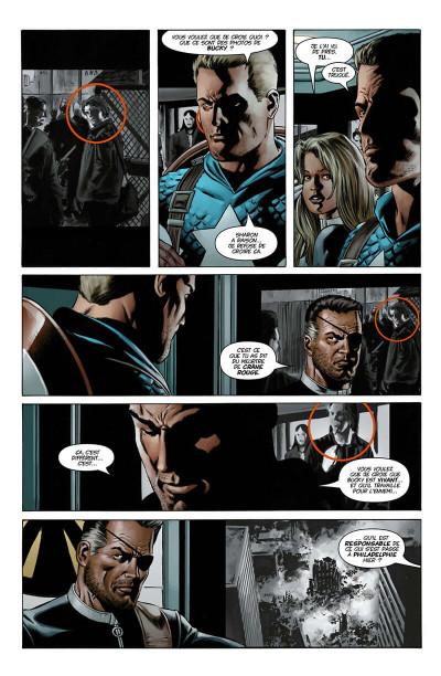 Page 8 Captain America - Le soldat de l'hiver