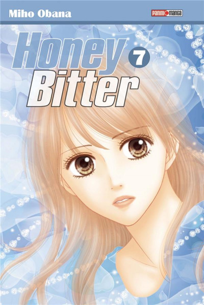 Couverture Honey bitter tome 7 (volume double)
