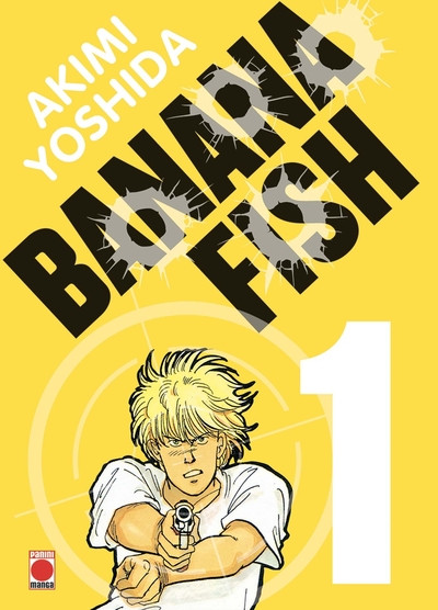 Couverture Banana fish - perfect edition tome 1