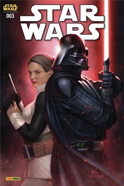 Couverture Star wars (série 2021) tome 3