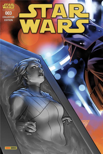 Couverture Star wars (série 2021) tome 3 (variant cover)