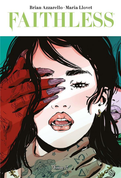 Couverture Faithless tome 2