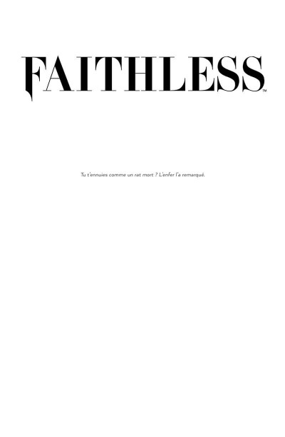 Page 1 Faithless tome 2