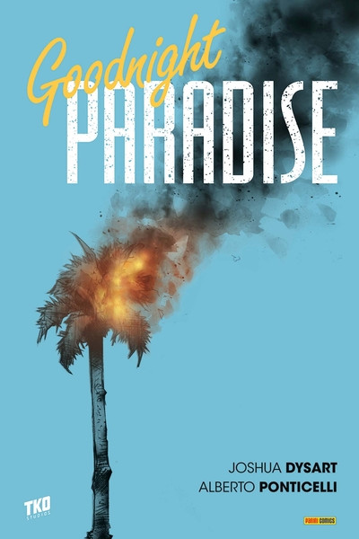 Couverture Goodnight paradise
