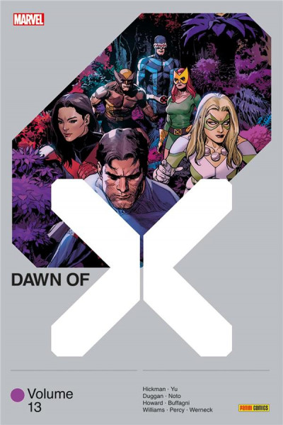 Couverture Dawn of X tome 13